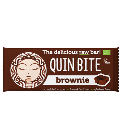 Quin bite Brownie bar