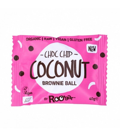 Choc Chip Coconut Øko
