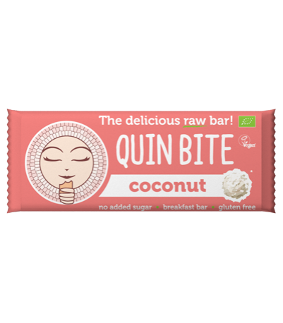 Quin bite Øko Kokos bar