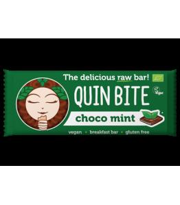 Quin Bite Choko Mint bar ØKO
