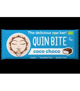 Quin bite Kokos Choco bar ØKO
