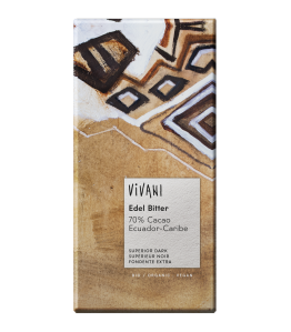 Vivani ædelbitter Equador 70% kakao