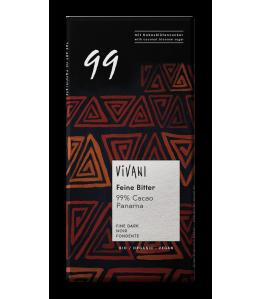 Vivani Øko Chokolade 99 % Kakao
