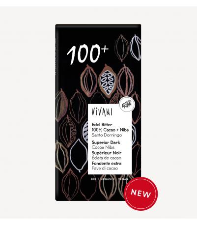 Vivani øko grand cru 100% kakao