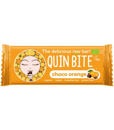 Quin Bite Choco orange