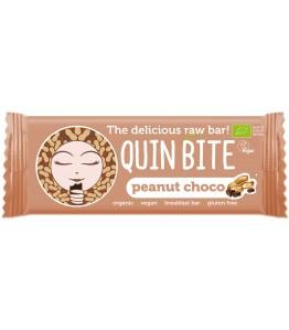 Quin Bite Peanut Choco Øko