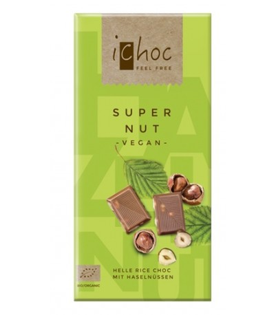 Ichoc Øko Super Nut Vegan