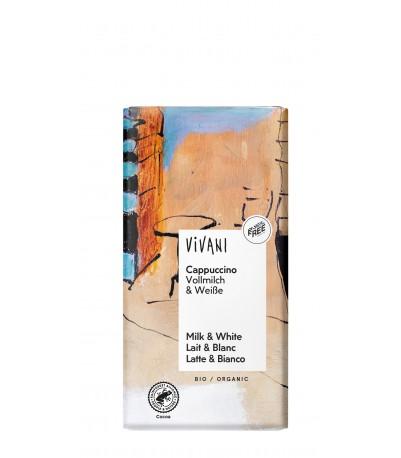 Vivani øko Cappucino 100 gr chokolade