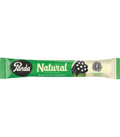 Panda Mint lakridsstang 26 gr