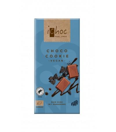 ichoc Choco Cookie VEGAN ØKO