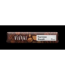 Vivani øko espresso biscotti 40 gr