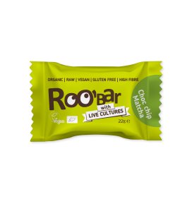 RooBiotic energibombe Ø Choc chip Matcha