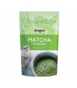Matcha grøn te pulver Ø Grade A 100 g