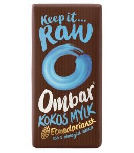 Ombar Kokos Mylk Øko chokolade 35 g