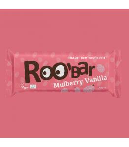 Roobar øko morbær & vanilla 30 g x 20