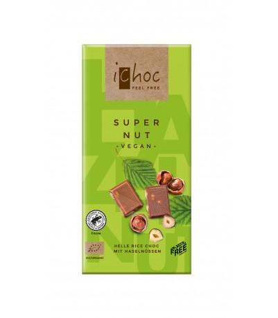 ichoc Øko Super Nut Vegan