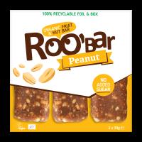 Roobar Øko Choko Peanutbar