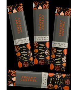 Vivani creamy caramel 40 g Økologisk