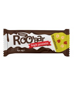 Roobar Protein Øko Choko hasselnød